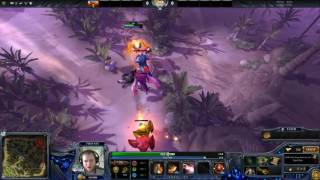 Dota 2 Phoenix Quick Tips 1 Flash Farming the Jungle