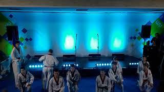 Выступления посвященные открытию Зимних Олимпийских Игр в Корее
