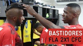 Bastidores   Flamengo 2x1 Coritiba