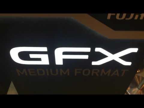 Fujifilm GFX, X100F, X-T20, XF50mm WR, Launch Event 2017!!