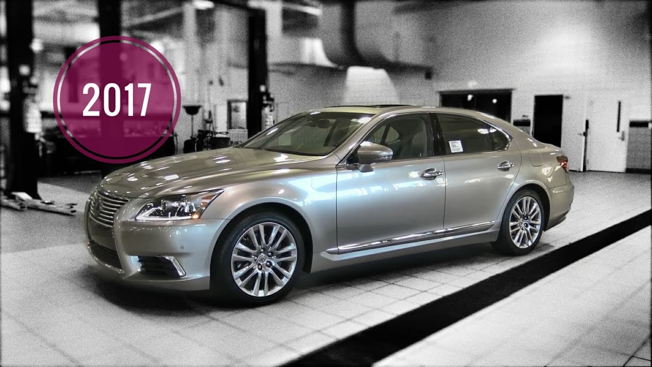 2017 lexus ls460 in depth luxury car review & tutorial interior