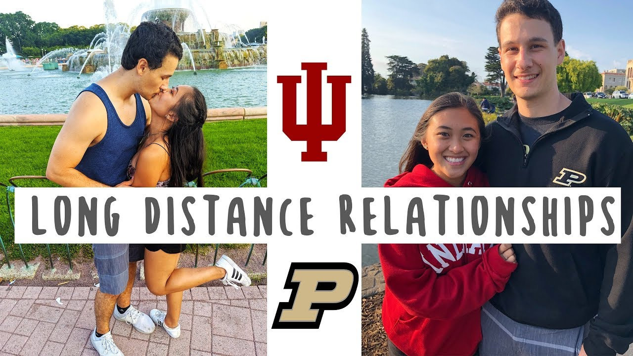 How to Survive a Long Distance Relationship *college