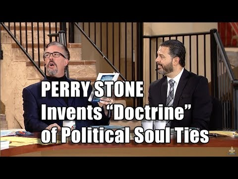"""F4F   Perry Stone Invents """"Doctrine"""" of Political Soul Ties"""
