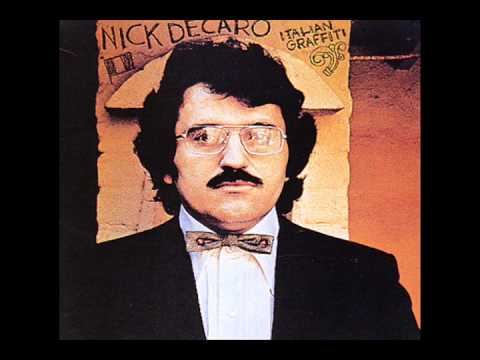 Nick DeCaro - Getting Mighty Crowded (1974)