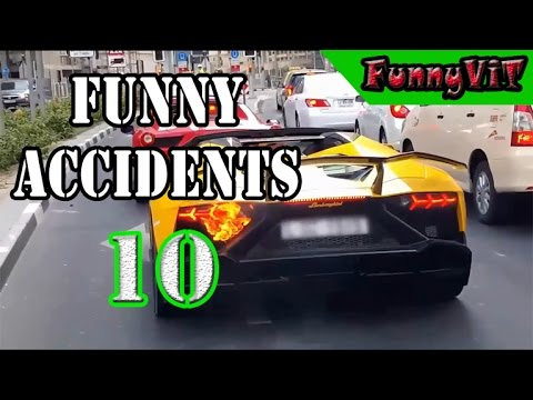 Top Funny Accidents Videos In The World #10   Funny ViT 2016