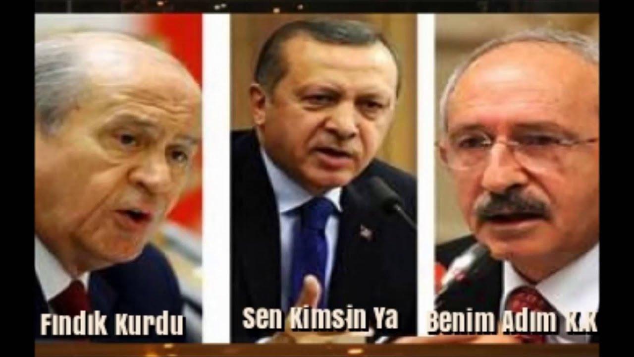 Gelmiş Geçmiş En Komik Atışma - Recep Tayyip Erdoğan & Kemal Kılıçdaroğlu & Devlet Bahçeli Remix