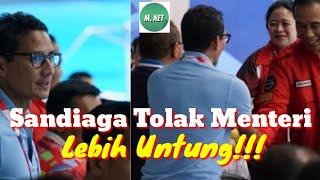 Presiden Saja Belum Jelas;Sandiaga Tolak Tawaran Menteri Jokowi MP3