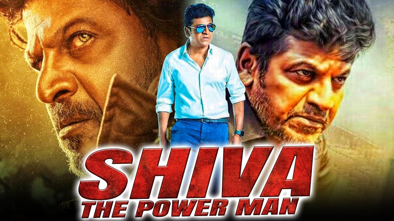 Download Shiva The Powerman (Shiva) Hindi Dubbed Full Movie   Shivrajkumar, Ragini Dwivedi