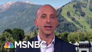 Anti-Defamation League Director: Trump's Comments Are Dangerous | Velshi & Ruhle | MSNBC thumbnail