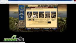 Grepolis Gameplay - First Look HD