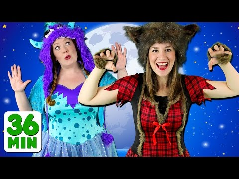 Halloween Stomp And More! Kids Halloween Collection - Children's Halloween Songs