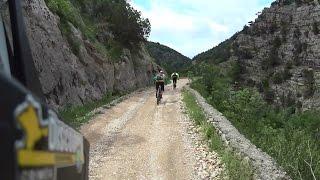 Discovery Channel Крым. Скельская тропа на велосипеде