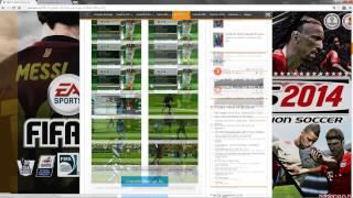 FIFA 14 PC Update ULTRA NEXT GEN ГРАФИКА / РЕШЕНИЕ ВЫЛЕТОВ FIFA 14