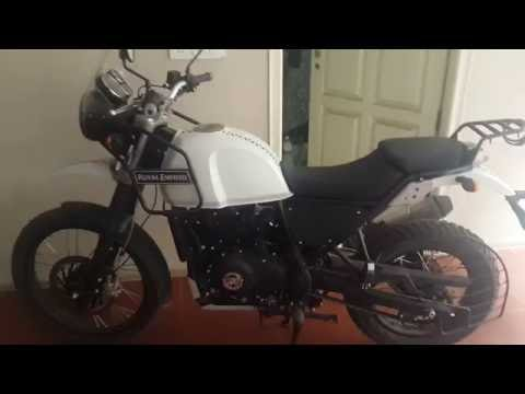 Royal Enfield Himalayan Owner Review (25 not 29)
