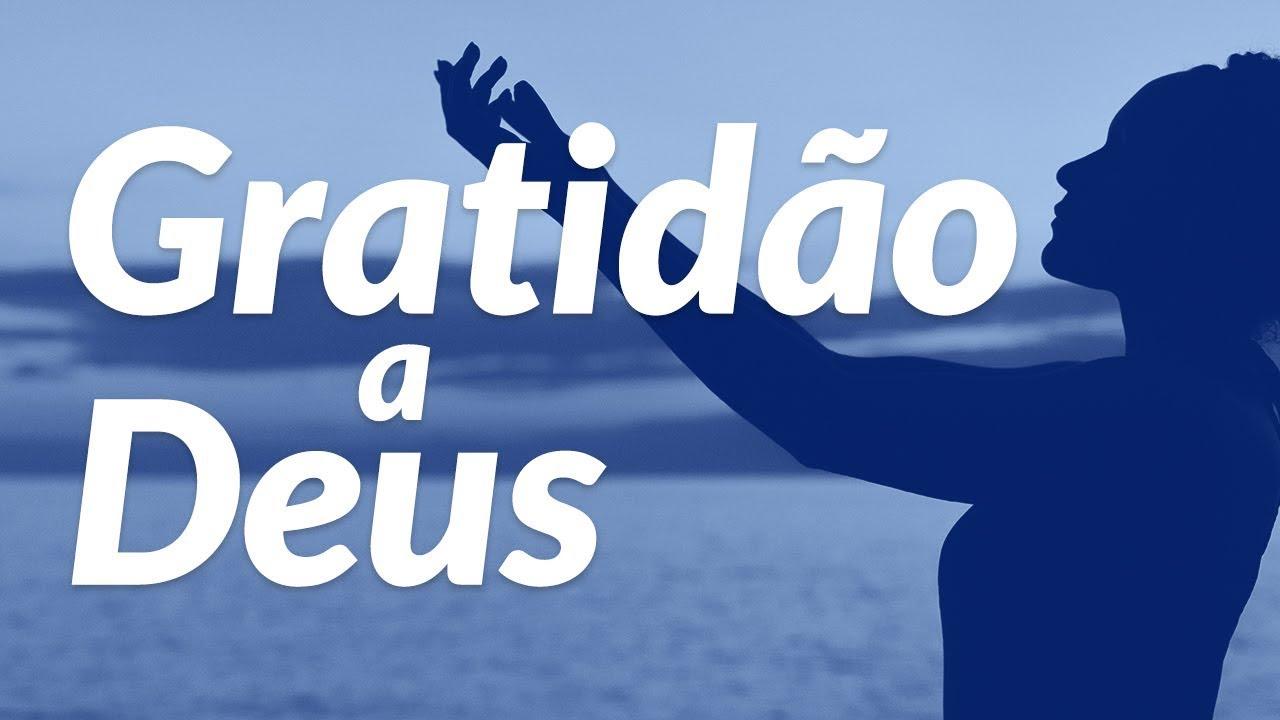 Linda Mensagem De Gratidão A Deus