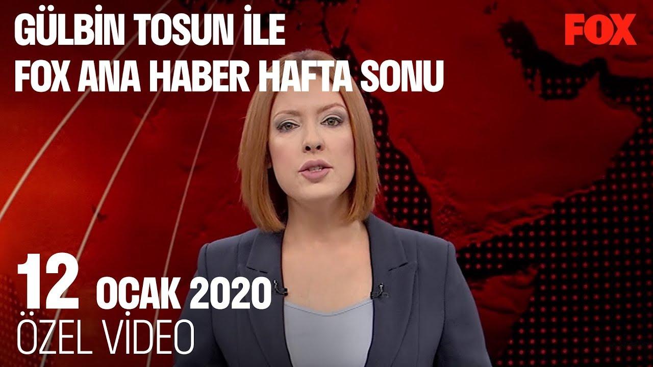 Bebeğiyle ölümden döndü! 12 Ocak 2020 Gülbin Tosun ile FOX Ana Haber Hafta Sonu