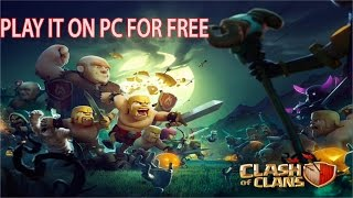 How to Dowload & Install Clash of Clans in PC 2015 FREE Windows (7/8/8.1/9/10)(In this video em gonna show you how to play clash of clans with Droid4X on your PC(personal computer) it is very simple just follow the steps first download ..., 2015-12-15T19:56:52.000Z)