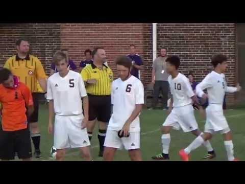 Caldwell vs Lyon soccer 090610 1st half