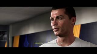 FIFA 18  Alex Hunter vs Cristiano Ronaldo  The Journey 2 Full Gameplay Movie Cutscene PS4 HD