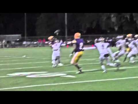 2013 Top 100 Prep Football Plays - No. 22: Edna Karr runs the trick play to perfection against Easto