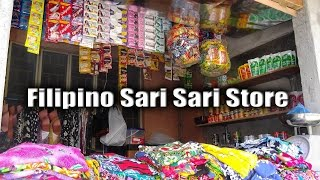 opening a sari sari store filipino family owned business extra income