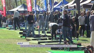 Yvelines | Golf : Un succès pour le premier Mondial à Mantes-la-Jolie