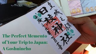 How To Get A Goshuin Stamp At A Temple Or Shrine In Japan