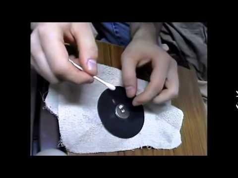 Comment nettoyer une disquette sale