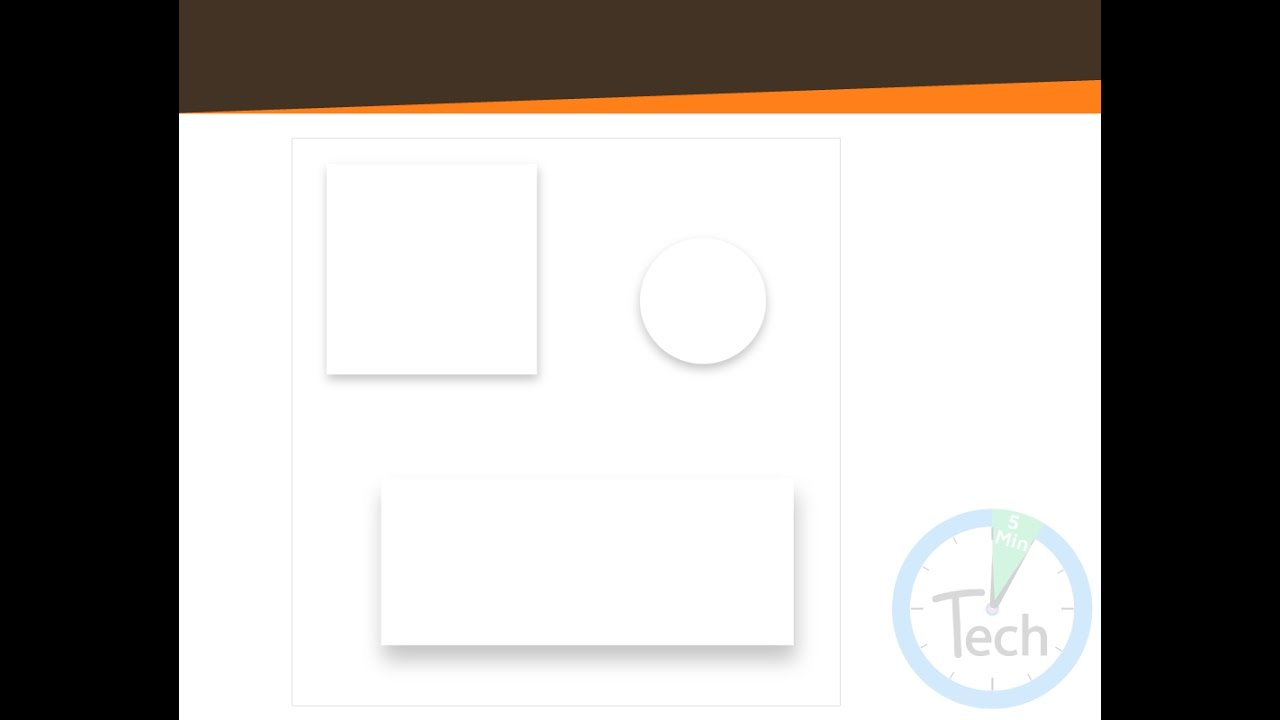Material design drop shadow in illustrator