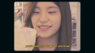 Yeji and Lia (yejisu) - i love you 3000