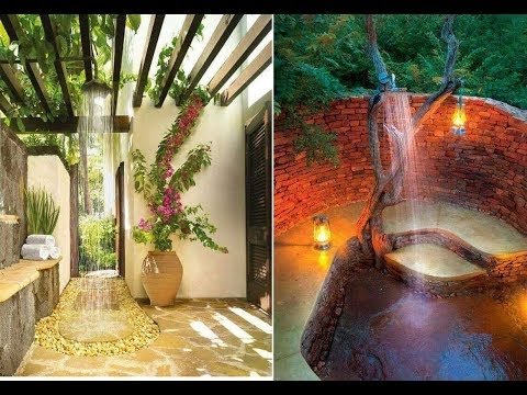 Outdoor Shower Design 16 Ideas | 2018 | Shower Design Series - Episode 1