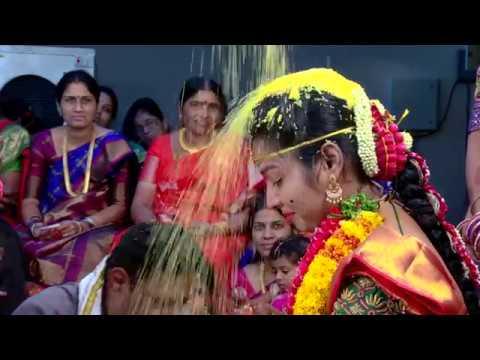 akhila sandeep wedding trailer