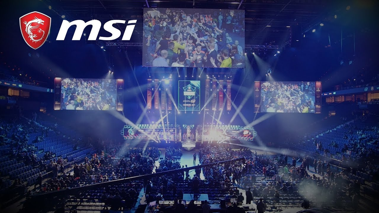 ESL One in 2018 | MSI