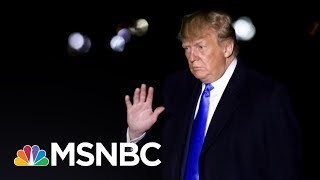 NYT: Mueller Witnesses Who Were White House Aides Fear 'Trump's Ire' | MSNBC