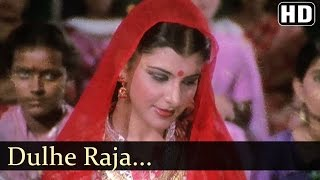 dulhe raja hd prem geet songs raj babbar anita raj asha bhosle dance filmigaane