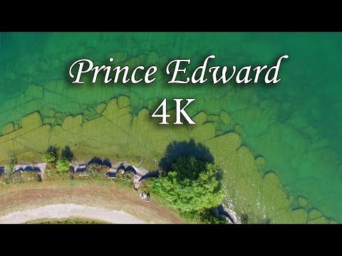Stunning Aerial Views Of Prince Edward County