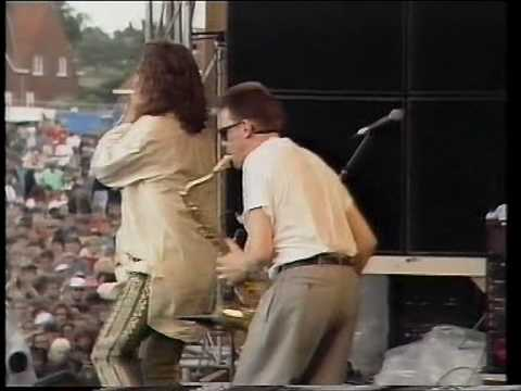 INXS - What You Need - Live Montage - 1988