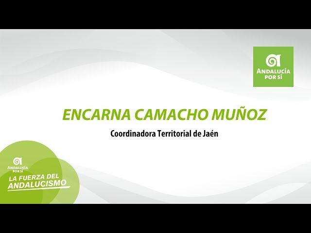 AxSí REIVINDICA UN VERDADERO PODER ANDALUZ PARA SACAR A JAÉN DEL ABANDONO