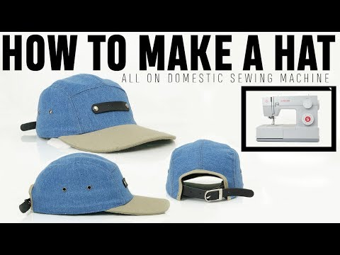 How to Make a Hat | Domestic Edition