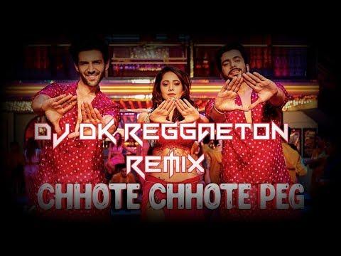 Chote Chote Peg Remix YO HONEY SINGH REGGAETON MIX DJ DK