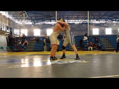 Tartan Wrestling - Trey
