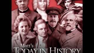 Matt's Today in History Episode 423 March 5, 2010