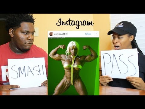 SMASH OR PASS?!! (Instagram Edition)