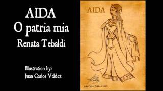 Aida - Renata Tebaldi Video