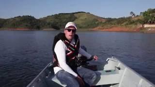 Boat Teste Yamaha 25 HP XMHS