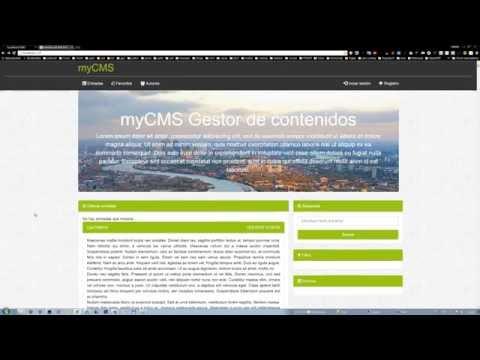 Meteor.js en español. myCMS 6. Rutas con Iron Router.
