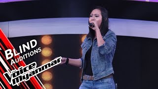 C Ko - Blind Audition - The Voice Myanmar 2019