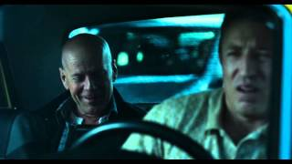 A Good Day to Die Hard 2013 russian taxi driver funniest scene avi