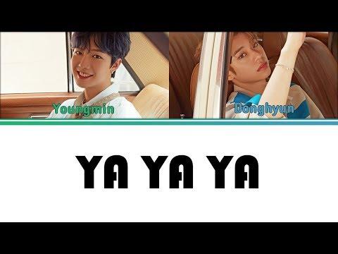 MXM - YA YA YA [Color Coded Lyrics Han/Rom/Eng]
