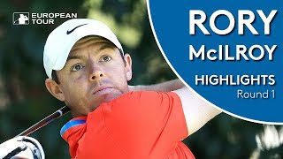 Rory McIlroy Highlights | Round 1 | 2019 WGC Mexico Championship
